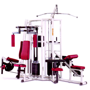 6 Station Multi Gym Equipment