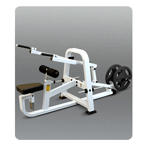 Triceps Plate Loaded Machine