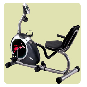 Recumbent Exercise Bike -210
